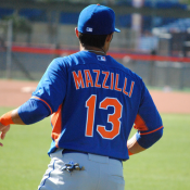 Mazzilli Suspended 50 Games, Tests Positive For Drug Of Abuse