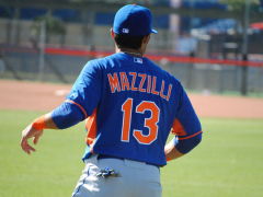 Mazzilli Keys Game One Playoff Victory For Las Vegas