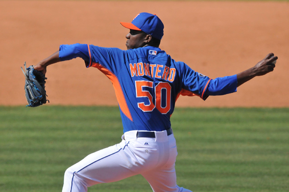 rafael montero Brad Barr-USA TODAY