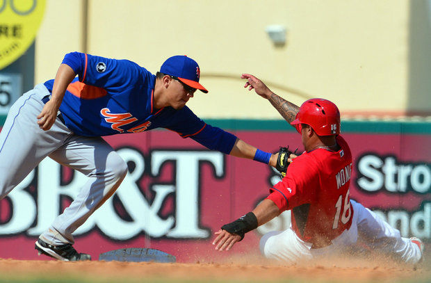 wilmer flores Scott Rovak USA Today Sports