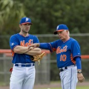 Alderson Assures Collins That His Job Is Safe