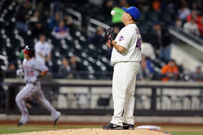 Colon Ejected In Mets 12th Straight Home Loss To Nats