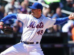 Niese Feels Fine After Being Struck, GM Says Very Unlikely Southpaw Is Traded