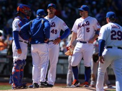Niese Will Likely Miss Just One Start, Gee Will Face Braves On Wednesday