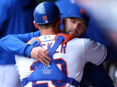 Amazin' Backup Plan: Mets Improve To 6-0 When Recker Starts