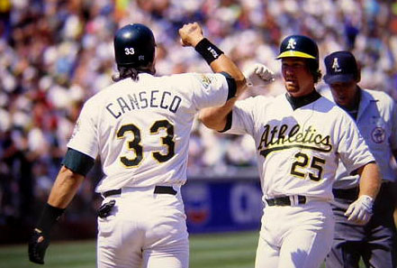 basg brothers canseco mcgwire