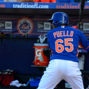 Puello Placed On DL, Back On Mets 40 Man Roster