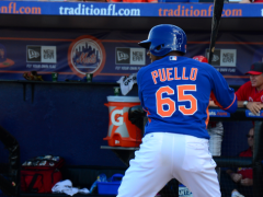 Could Mets Ultimately Fill An Outfield Spot Internally?