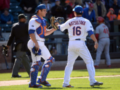 Mets Are A Perfect 5-0 When Recker Is Starting Catcher