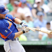 Eric Campbell Making A Case For Mets Bench Spot