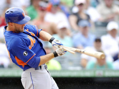 Campbell Could Push His Way Onto Mets Bench