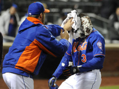 Watch Granderson Rip A Walk-Off Single