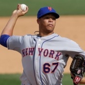 Mets Farm Report: Lutz Stays Hot, Robles Hurls Five Scoreless