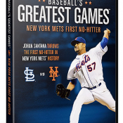 Specially Priced MLB Downloads Now On iTunes – Win Free Mets No-Hitter DVD!