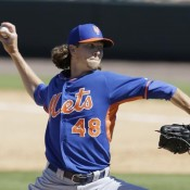 Montero and deGrom Could Be Just Weeks Away