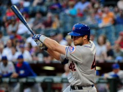 Nieuwenhuis Could Go Down When Mets Activate Chris Young Today