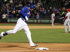 Lucas Duda Snaps Mets Six-Game Homerless Streak