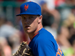 Syndergaard Strikes Out A Season-High Ten Batters