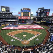 National Anthem Special: Discounted Tickets Available For Friday's Mets vs. Reds