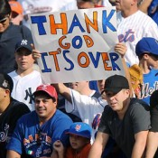 Mets Thank God It's Over