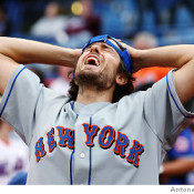 Mets sad fan