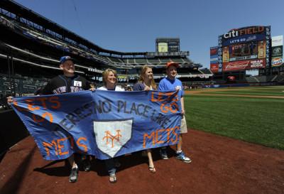 Diamondbacks Mets Baseball