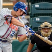 Nimmo, Matz, Cecchini Among 14 Mets Prospects Selected To FSL & SAL All Star Teams