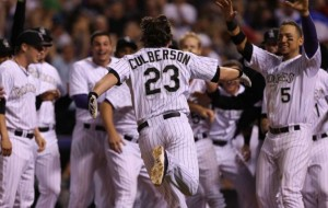 For Mets fans, Charlie Culberson is proof that Bichette happens quite often at Coors Field.