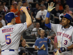 With Wright At 3B, Granderson Will Lead Off