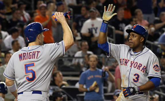 david wright curtis granderson