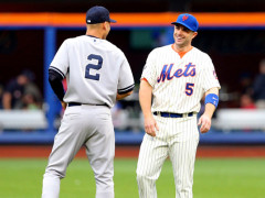 "Kevin Long Says ""Wright Is A Lot Like Jeter"""