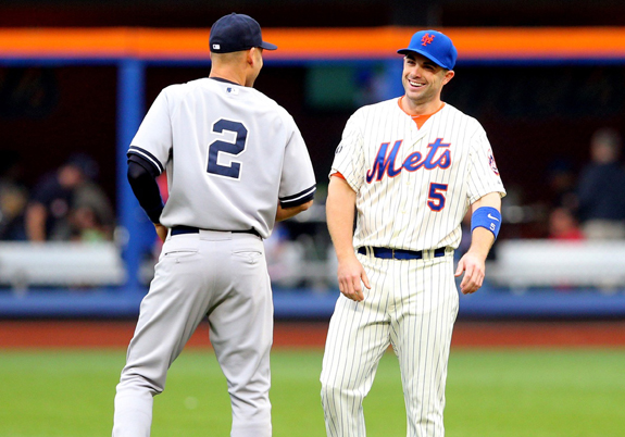 derek jeter david wright