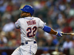 Mets Officially Non-Tender Eric Young Jr.