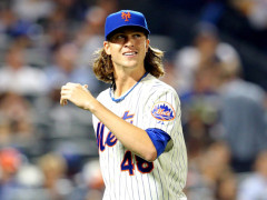 Rave Reviews For deGrom In What Wright Calls A Spectacular Performance