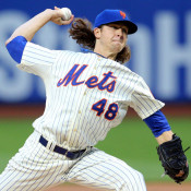 DeGrom Comes Up On Short End Once Again