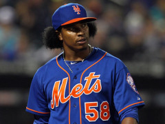 Mejia Says He Is Pain-Free, Wouldn't Rule Out Pitching Today If Needed