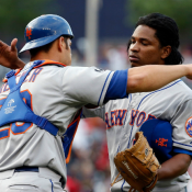 Collins Says Mejia Can Be A Great Closer, Needs To Overcome His Fear Of Injury