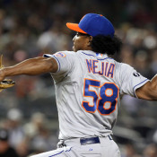 Poll: Would You Trade Jenrry Mejia?