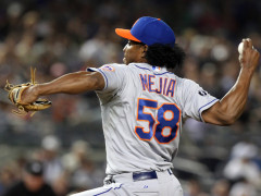 With Familia Dominating As Closer, Is Mejia Finished As A Met?