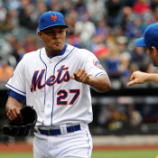 Familia Emerging as a Valuable Option in Mets Bullpen