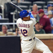 Lagares Set For Return To Mets This Week