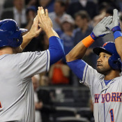Lucas Duda and Chris Young Have Been Clogging Up The Works
