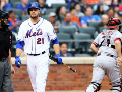 Duda Takes The Blame After Stranding Seven Runners On Base