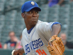 Rafael Montero Struggles Through Latest Start in Las Vegas