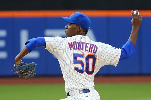 rafael montero throws