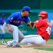 Tejada Batting .077 Since Reclaiming Shortstop Job