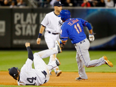 Collins Going With Tejada, Flores Will Stay On Bench