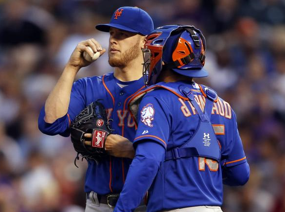 Wheeler Wonders Why Mets Wouldn't Spend Money