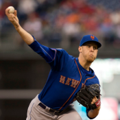Wheeler Struggles To Lead Mets To Victory