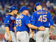 The Mets Approach to Using Zack Wheeler